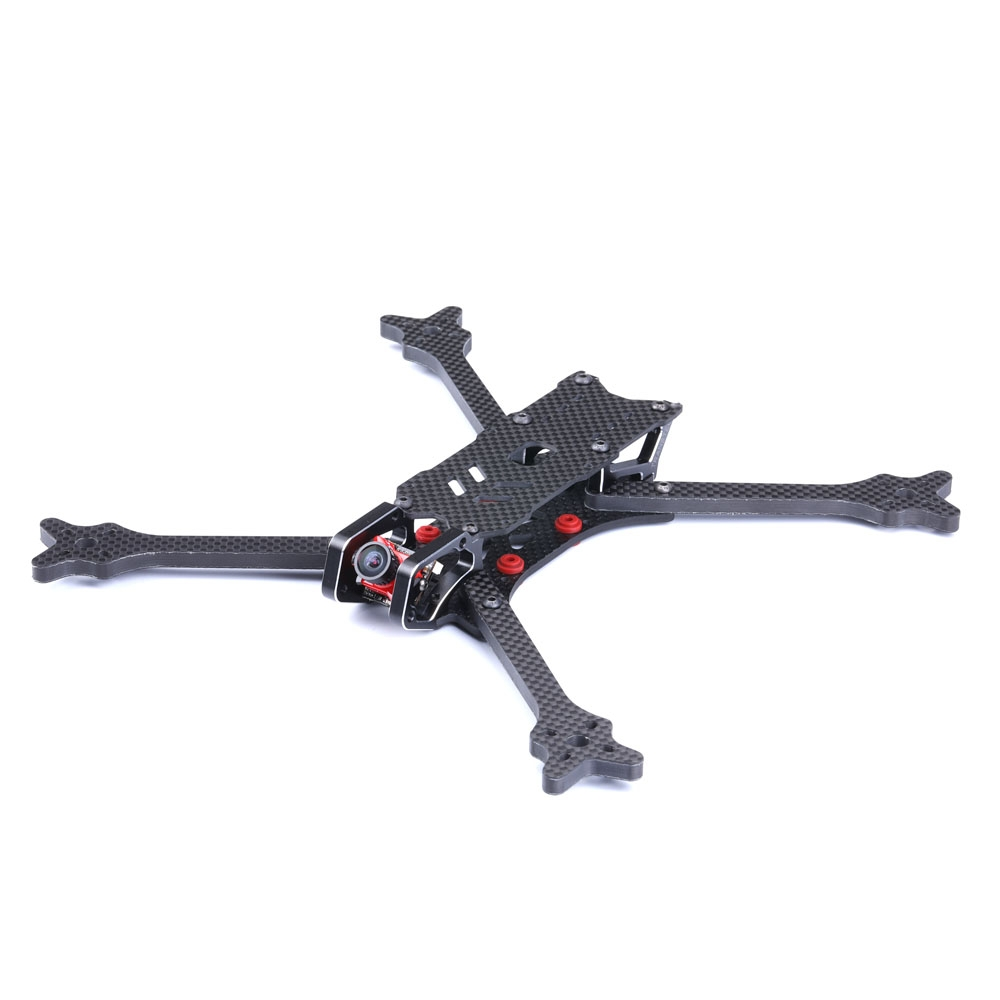 TransTEC Freedom V2 235mm FPV Racing Frame Kit 6mm Arm Carbon Fiber