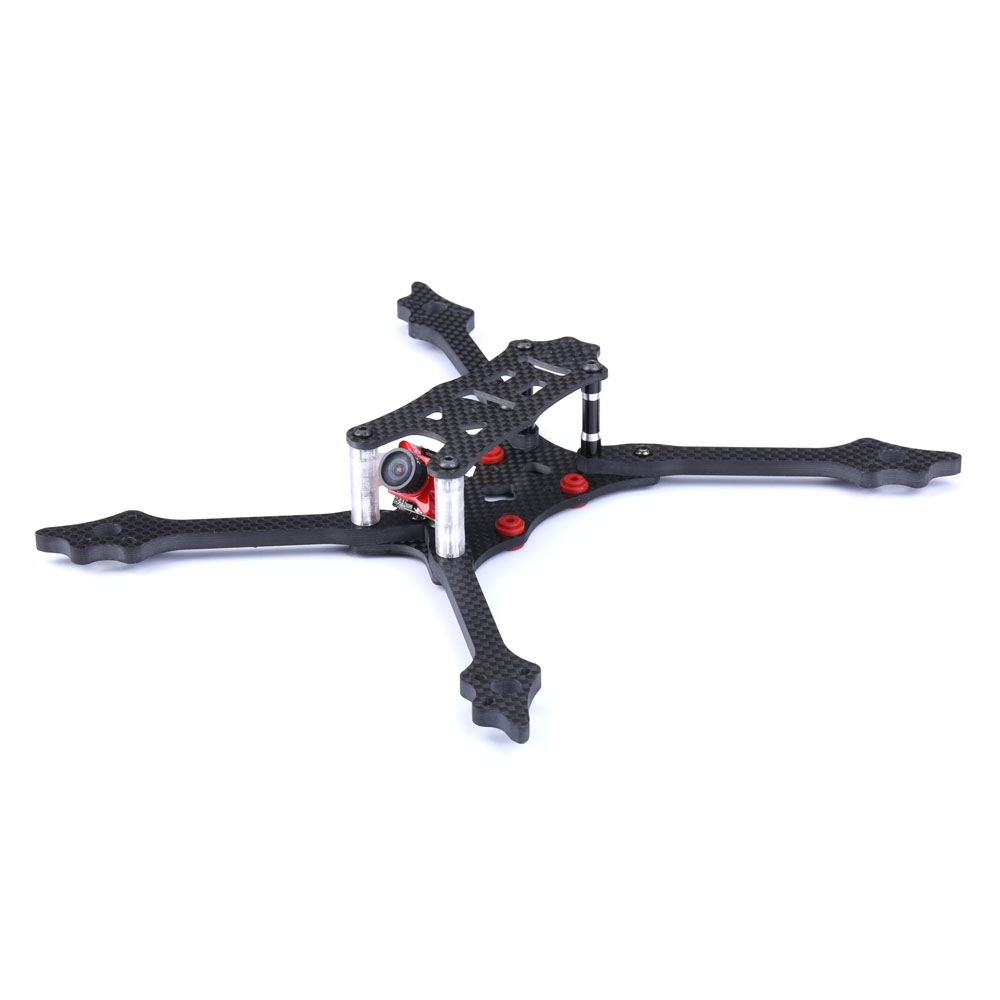 TransTEC Laser DB5 218mm FPV Racing Frame Kit 5mm Arm Carbon Fiber