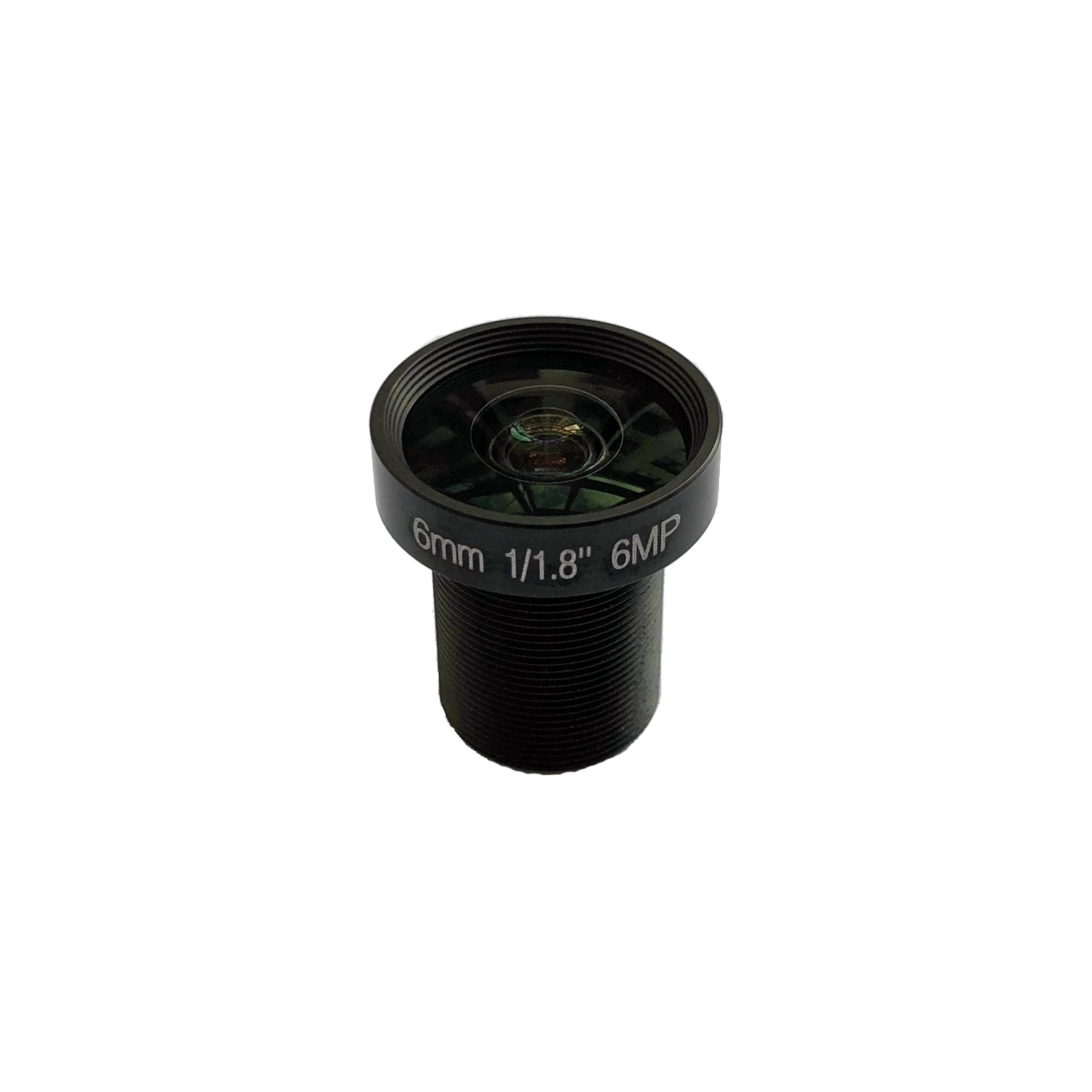 1/1.8 6MP 6MM M12 HD IR Infrared Night Vision FPV Camera lens