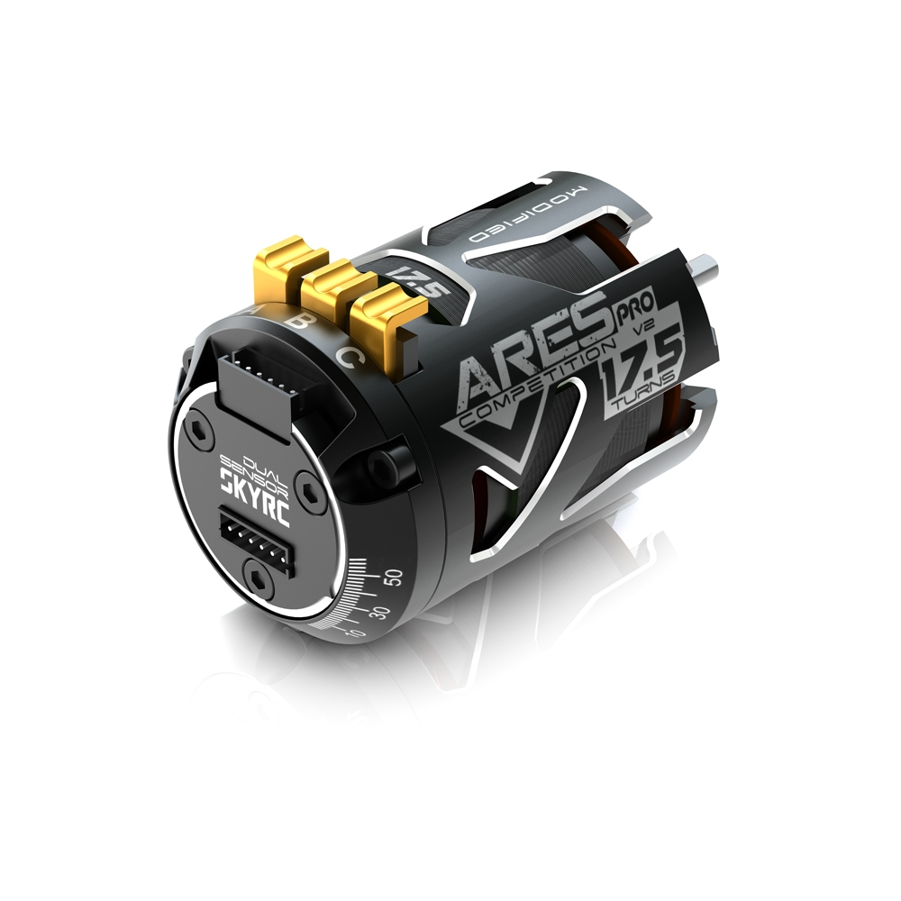 SKYRC 540 Race 1/10 Brushless Alloy Shell RC Car Motor - Photo: 1