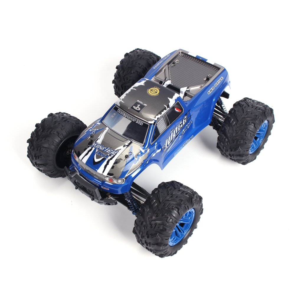 S920 2.4GHz 1/10 Scale 4WD Water-resistant High Speed 45km/h Monster Truck RC Car
