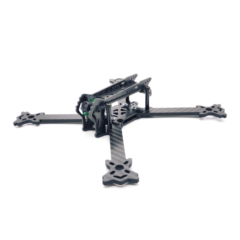 ArRuissi F210GX 210mm FPV Racing Frame Normal X Freestyle Frame Kit 4mm Arm Carbon Fiber