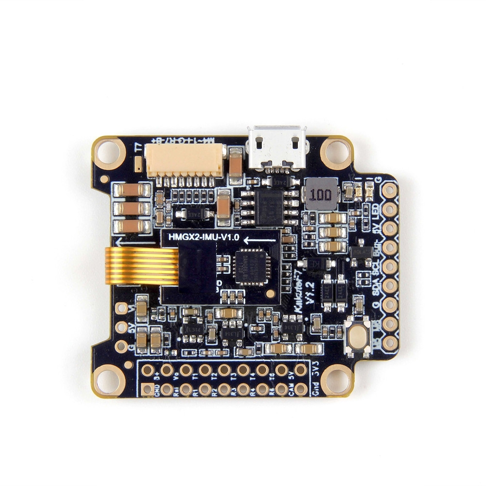 Holybro Kakute F7 STM32F745 Flight Controller W/ OSD Barometer Current Sensor for RC Drone