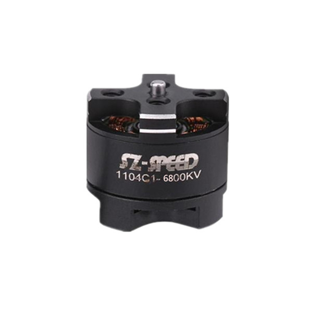 Upgrade SZ-Speed 1104C1 1104 6800KV 2-3S Brushless Motor for RC Drone FPV Racing