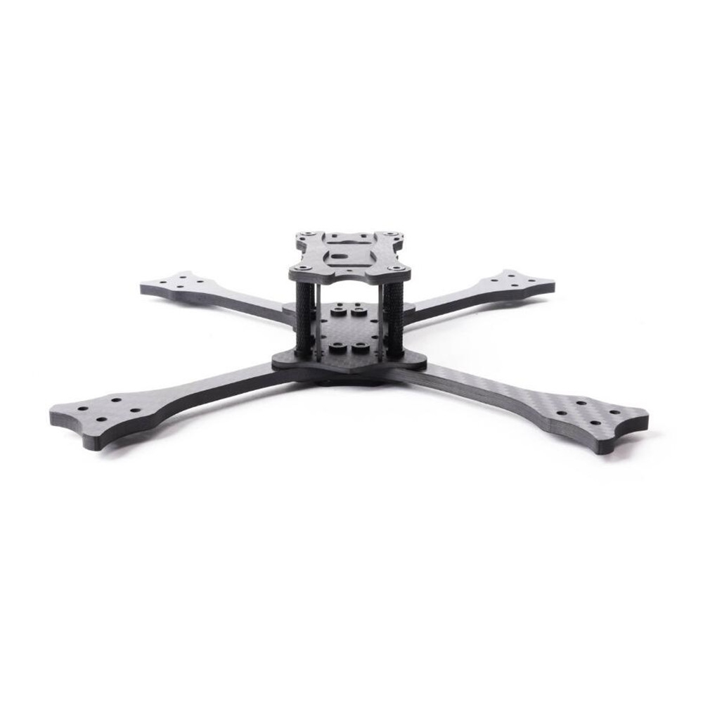 Emax Hawk 5 Spare Part 5 Inch 210mm Wheelbase 4.5mm Arm Carbon Fiber FPV Racing Frame Kit