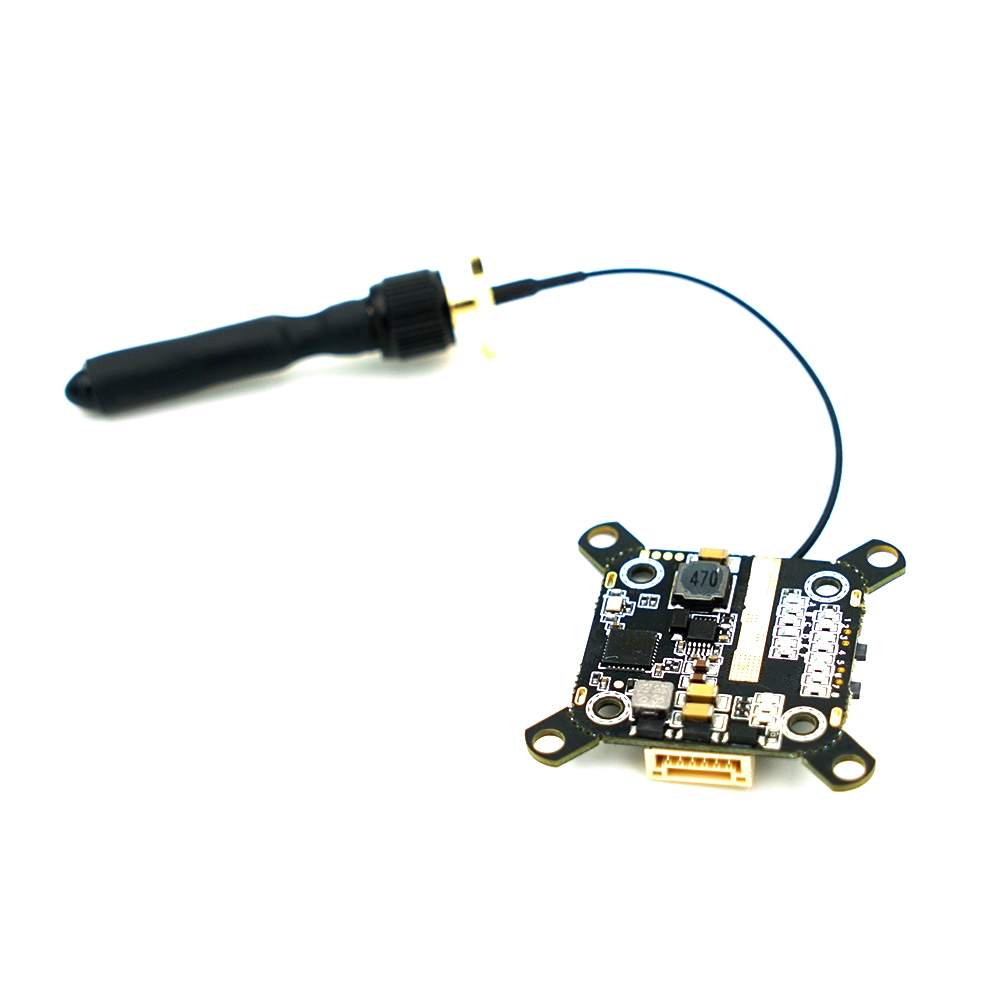 FrSky VS600 5.8G 48CH 25/200/600mW VTX FPV Transmitter w/ the Optional Mounting Hole Spacing 7-28V