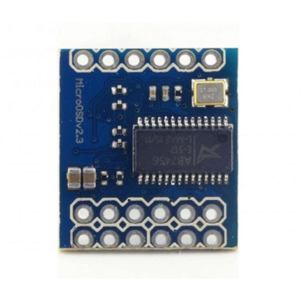 Original Airbot MicroOSD V2.4 Upgrade OSD Module with AB7456 Chip & LDO Protection for RC Drone