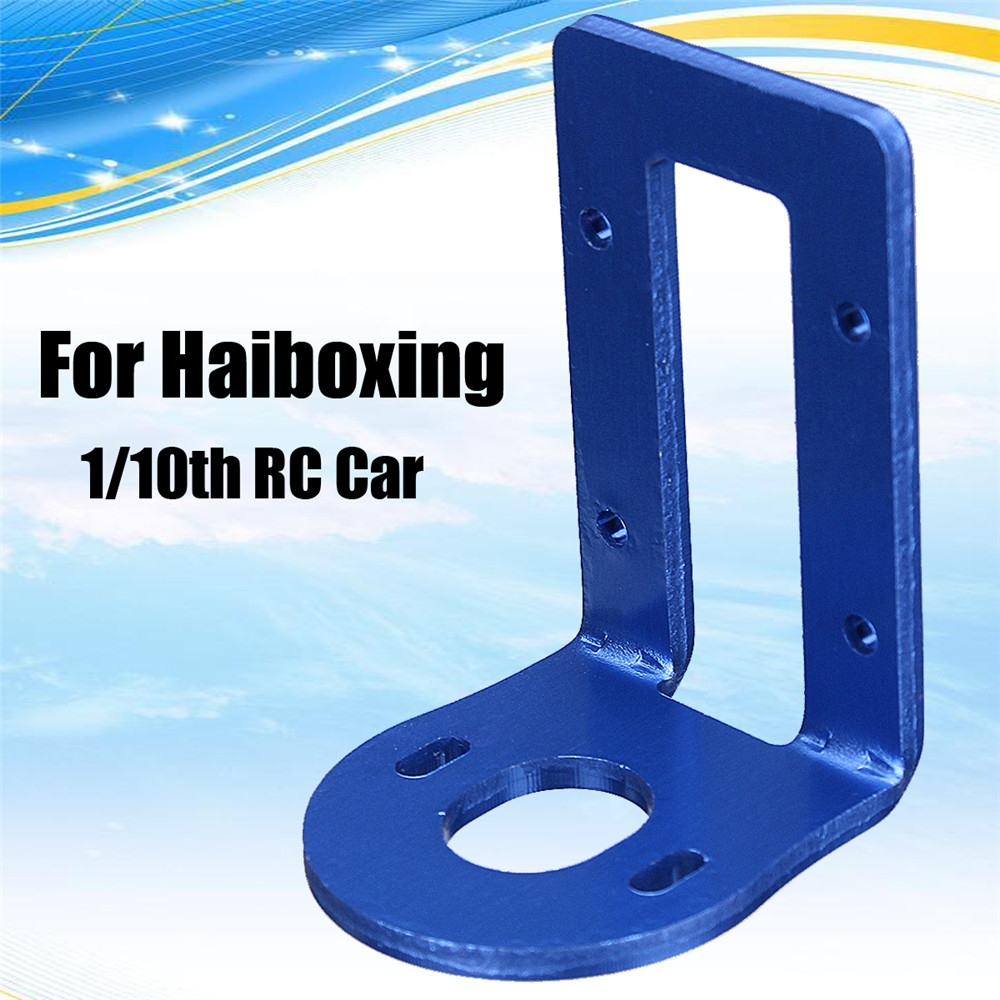 HBX Part 6568-H005 Aluminum Motor Mount For Haiboxing 1/10th RC Buggy Car Truck Parts