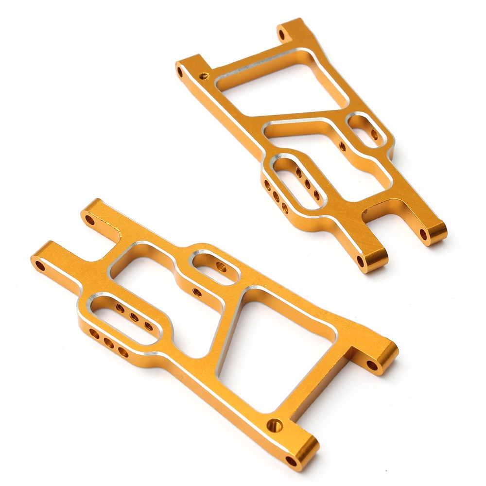 HSP 94106 94107 06012 Aluminum Rear RC Car Lower Arm For 1/10 RC Electric Off Road Truck