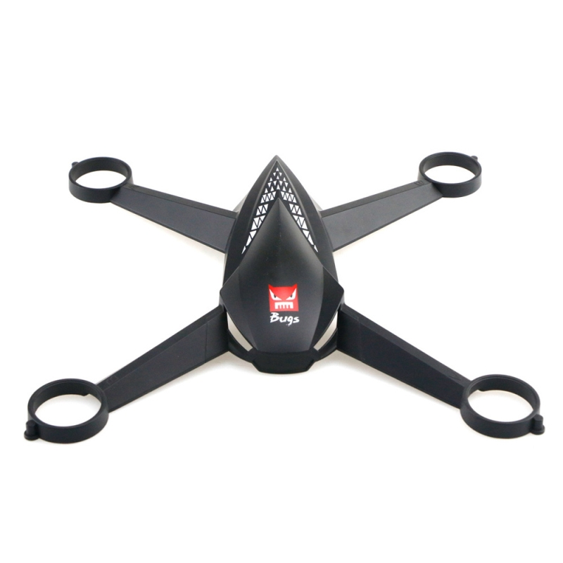 MJX Bugs 5 W B5W RC Drone Quadcopter Spare Parts Upper Body Shell Cover