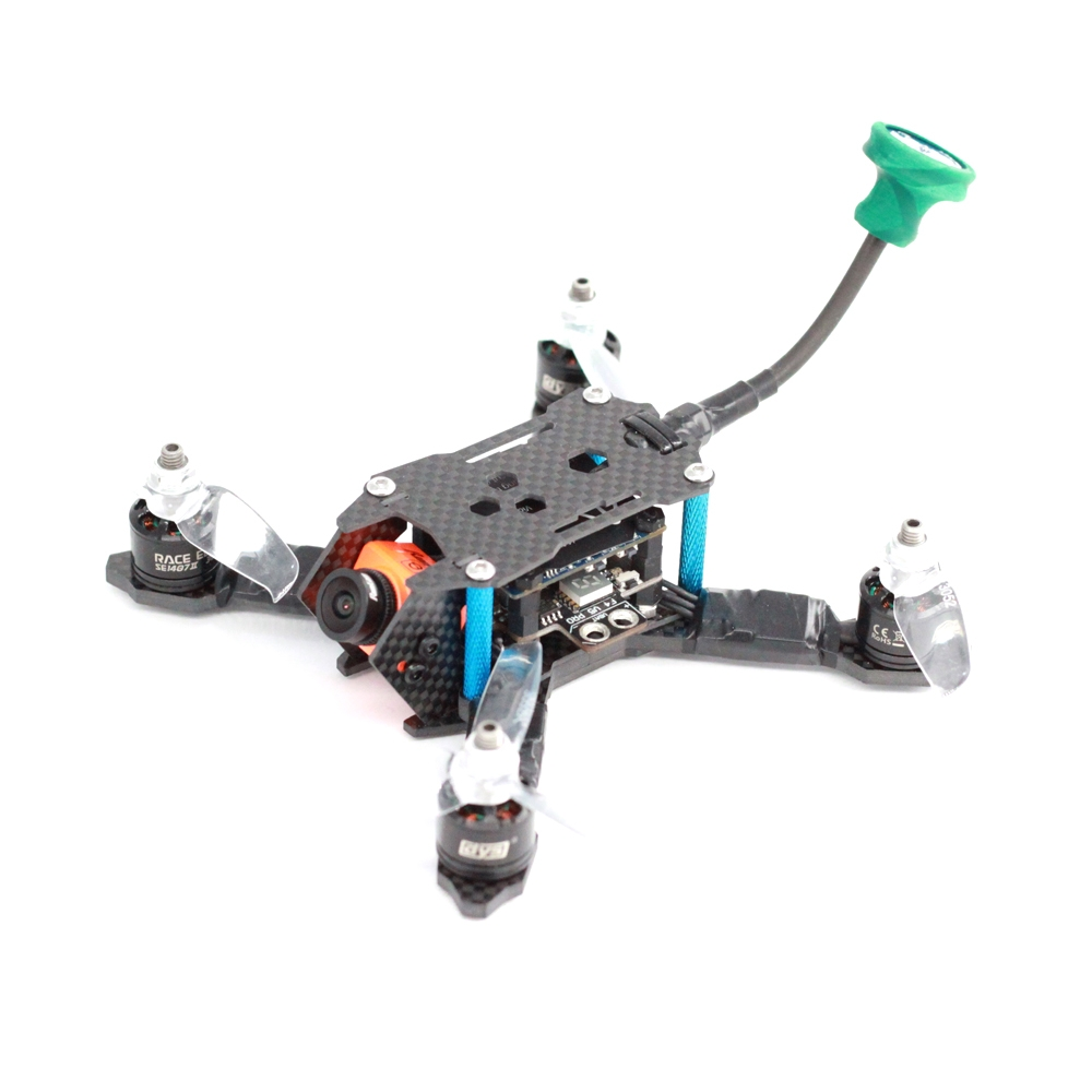 A-Max Turbo Turtle 147mm 3 Inch Normal X FPV Racing Frame Kit For RC Drone Supports RunCam Split