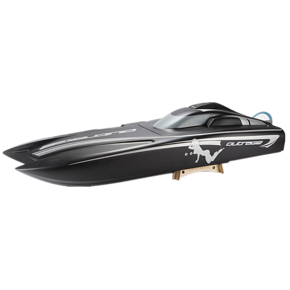 TFL 1315 Outrage 1165mm 2.4G QJ26CC Fiberglass Gas Rc Boat Oil Tanker No Servo Transmitter Battery