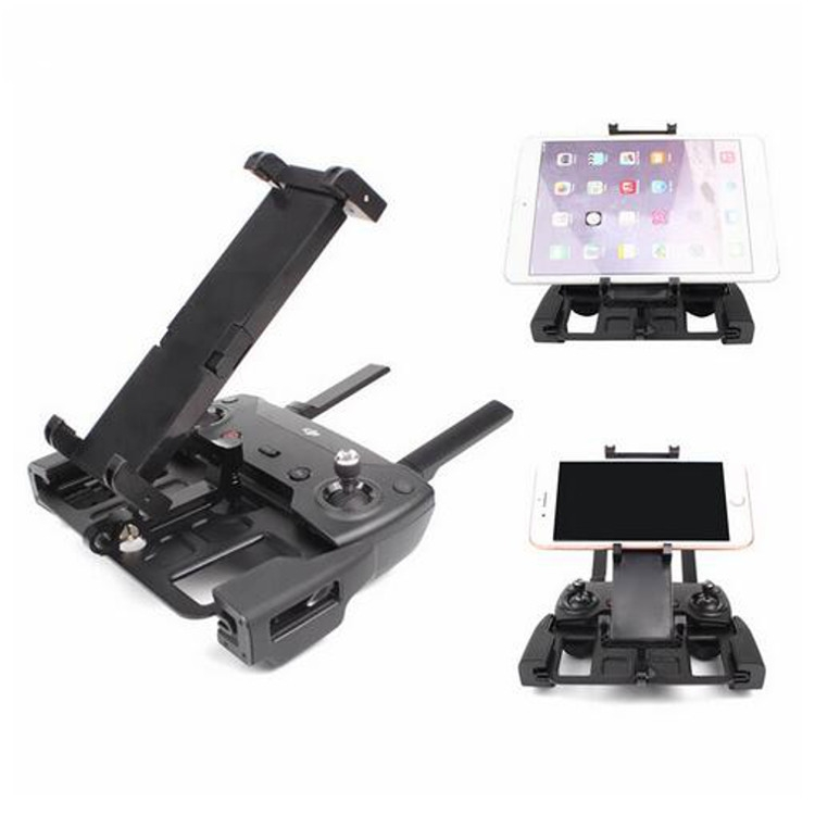 Remote Control Holder Phone Tablet Monitor Bracket Metal Mount for DJI Mavic Air Mavic Pro Spark
