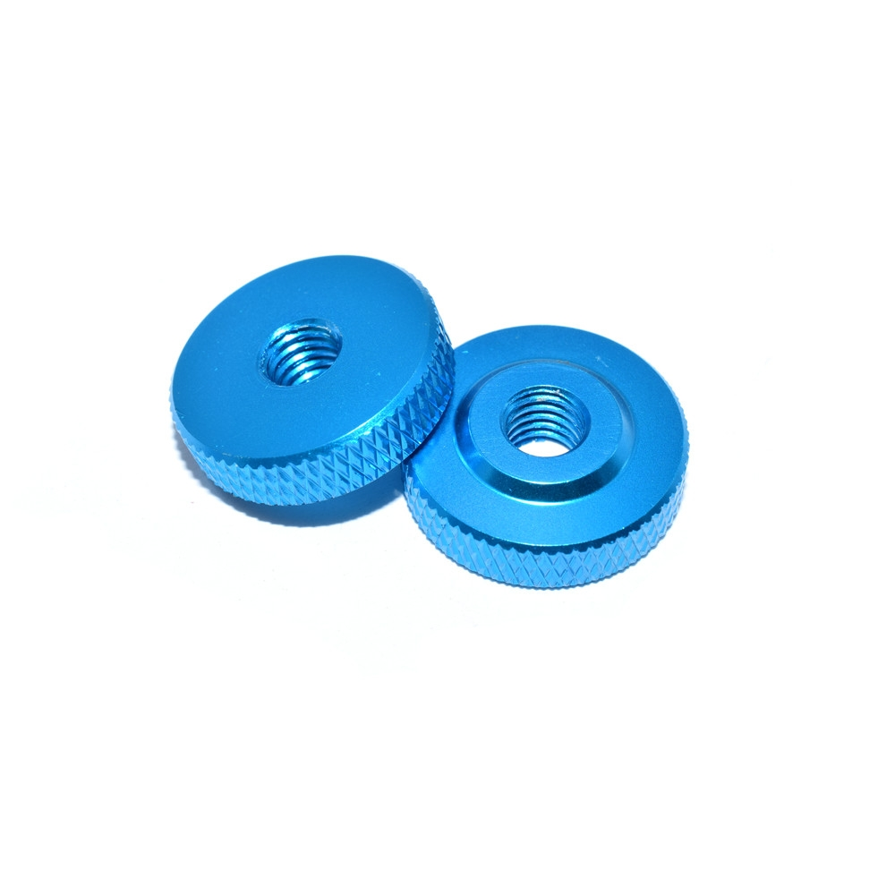 10 PCS AuroraRC M5x16x5 Aluminum Alloy Screw Nut for RC FPV Racing Drone