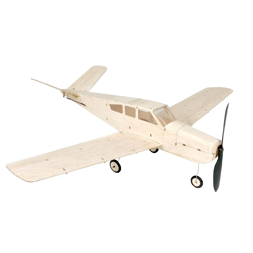 MinimumRC Beech V35 460mm Wingspan Balsa Wood Laser Cut RC Airplane KIT