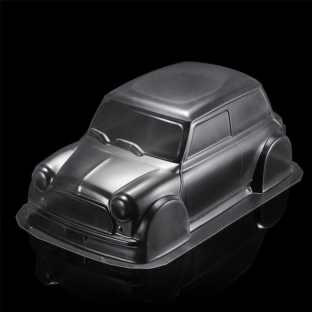 1/10 Clear PVC RC Car Body Shell 210mm Wheelbase for Mini M03 Rc Car Model Parts