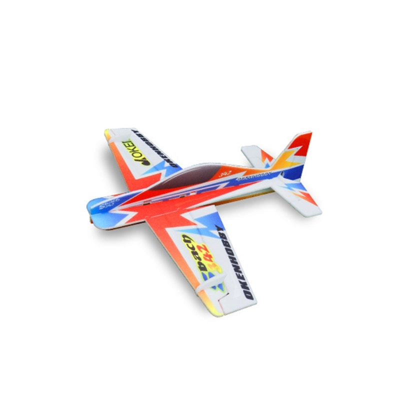 OKEN F3P 800mm Wingspan 8mm Thick EPP 3D Stunt Aerobatic Aircraft RC Airplane Kit SBACH342