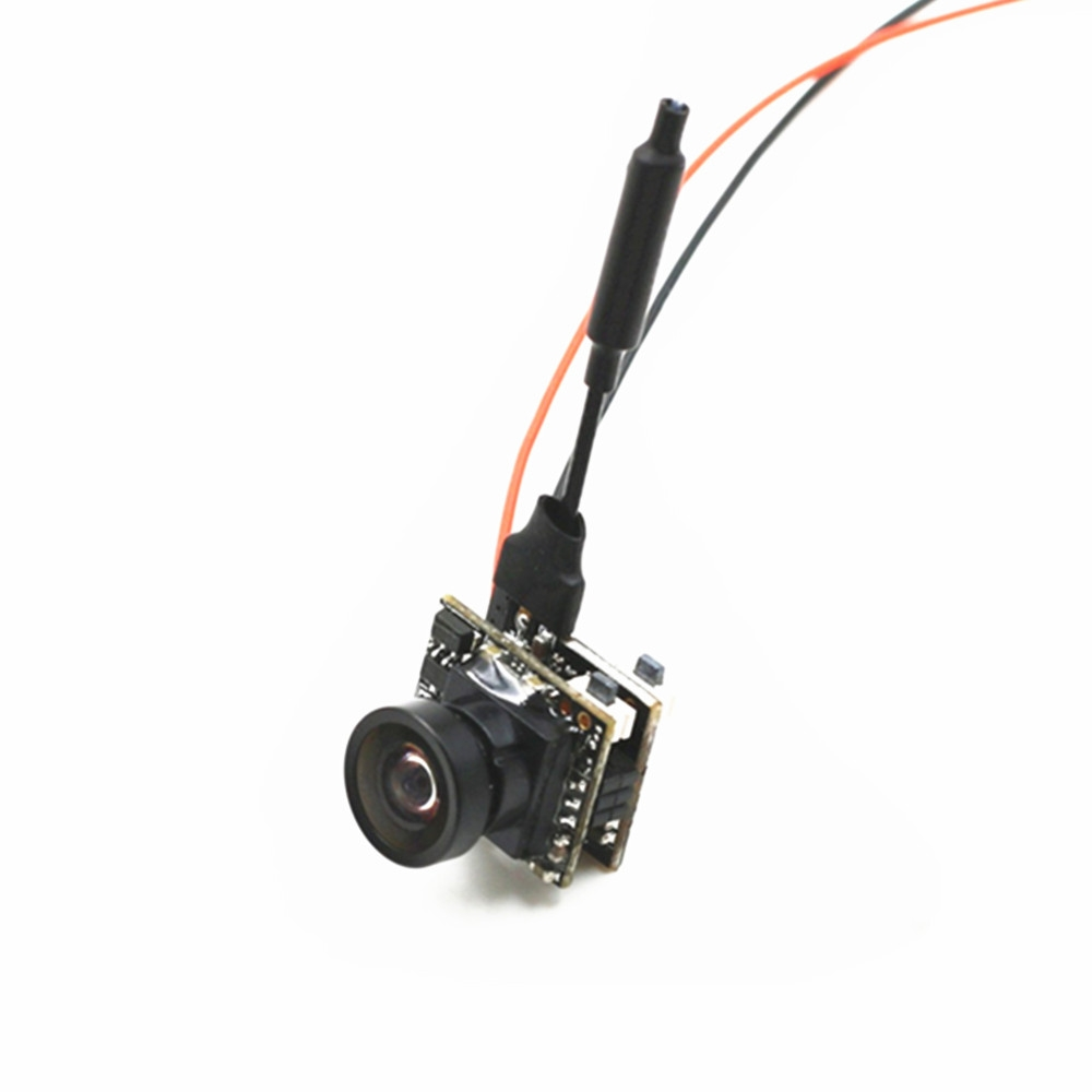 Lantian VM275T Pro 5.8G 48CH 25mW Mini FPV Transmitter 600TVL NTSC/PAL Switchable Camera Combo