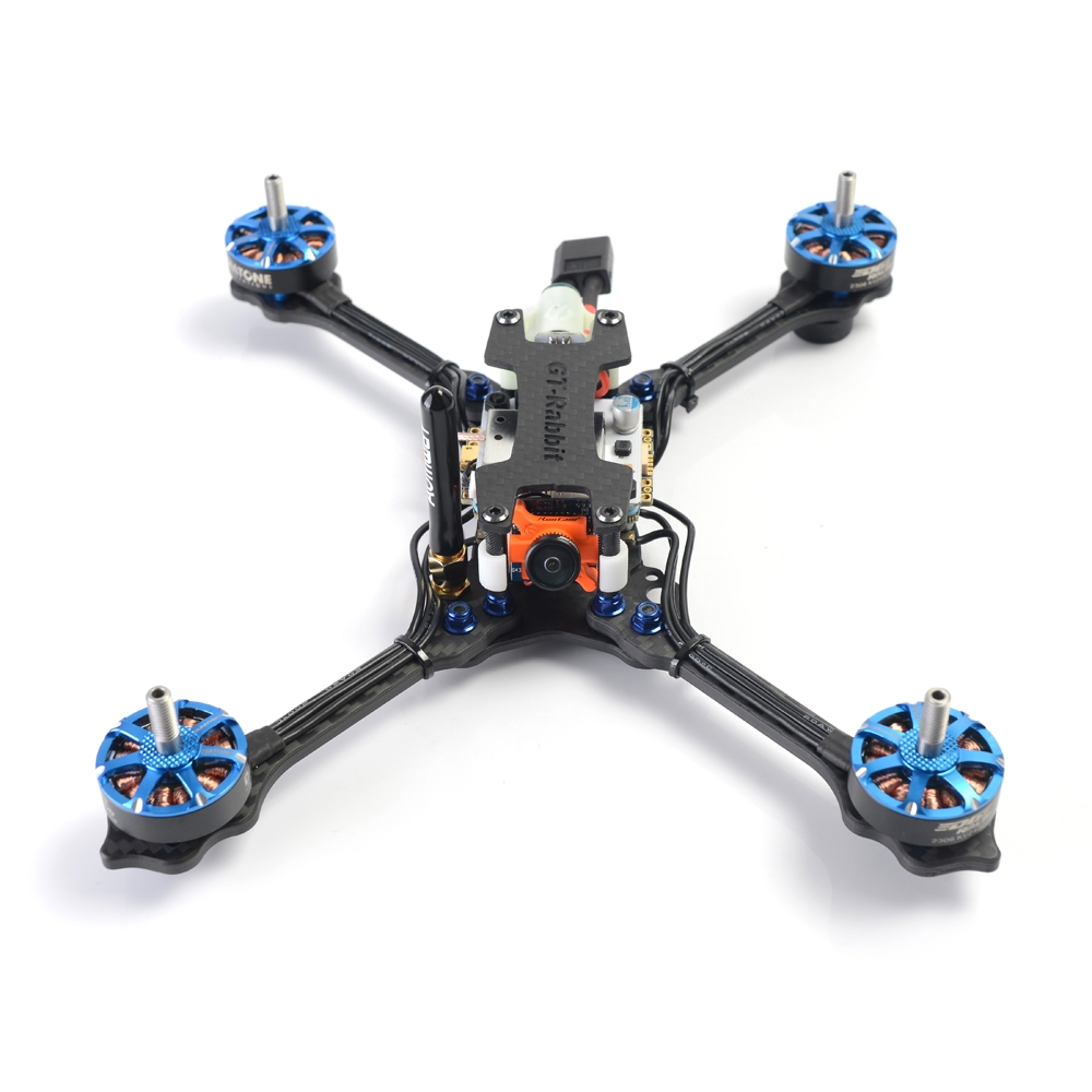 Diatone 2018 GT R530 F4 Version Stretch X 210mm RC Drone FPV Racing F405 OSD TBS 800mW PNP