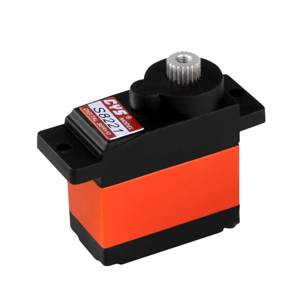 CYS-S8221 9g Digital Metal Gear Servo for RC Models
