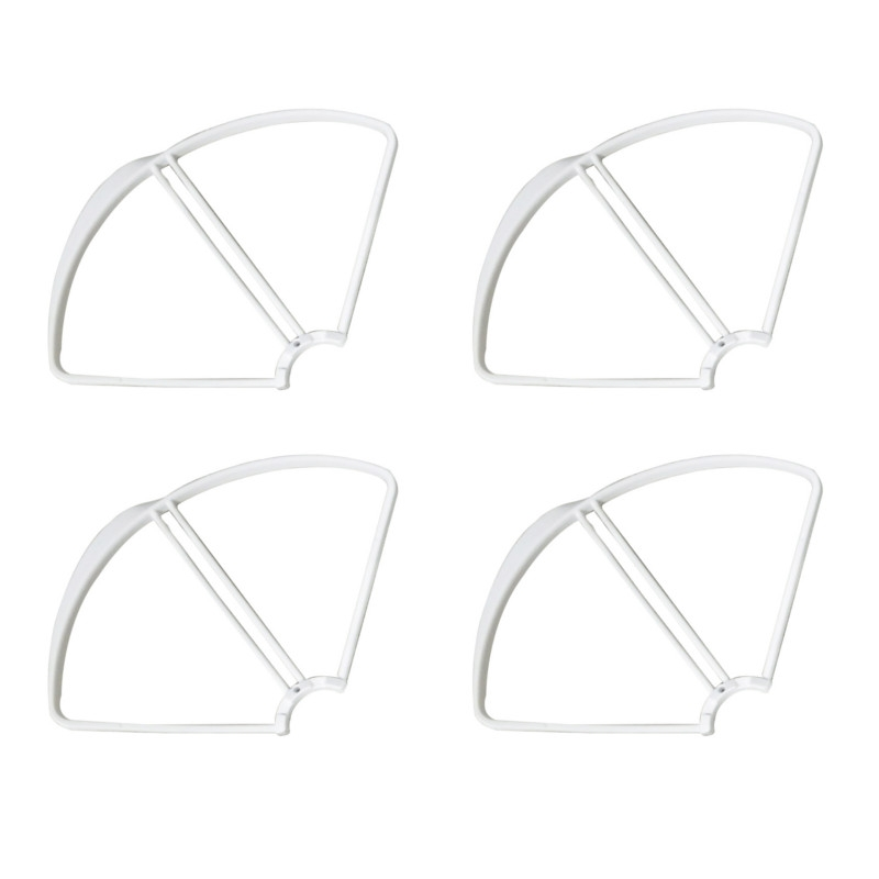 FX-8G GPS WiFi FPV RC Drone Quadcopter Spare Parts Protection Cover Propeller Props Guard 4Pcs