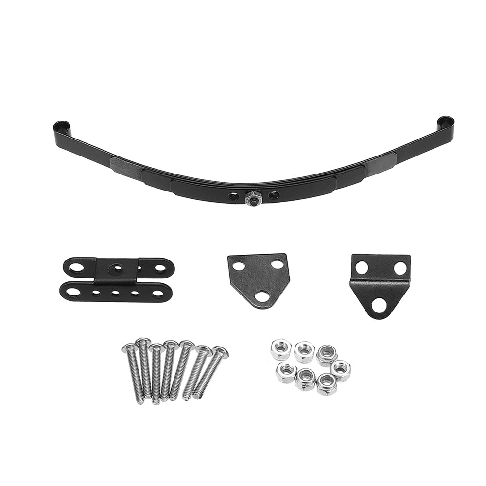 1 Set Hard Spring Leaf Suspension Steel Bar for 1/10 RC Rock Crawler RC4WD D90 Axial Car Parts