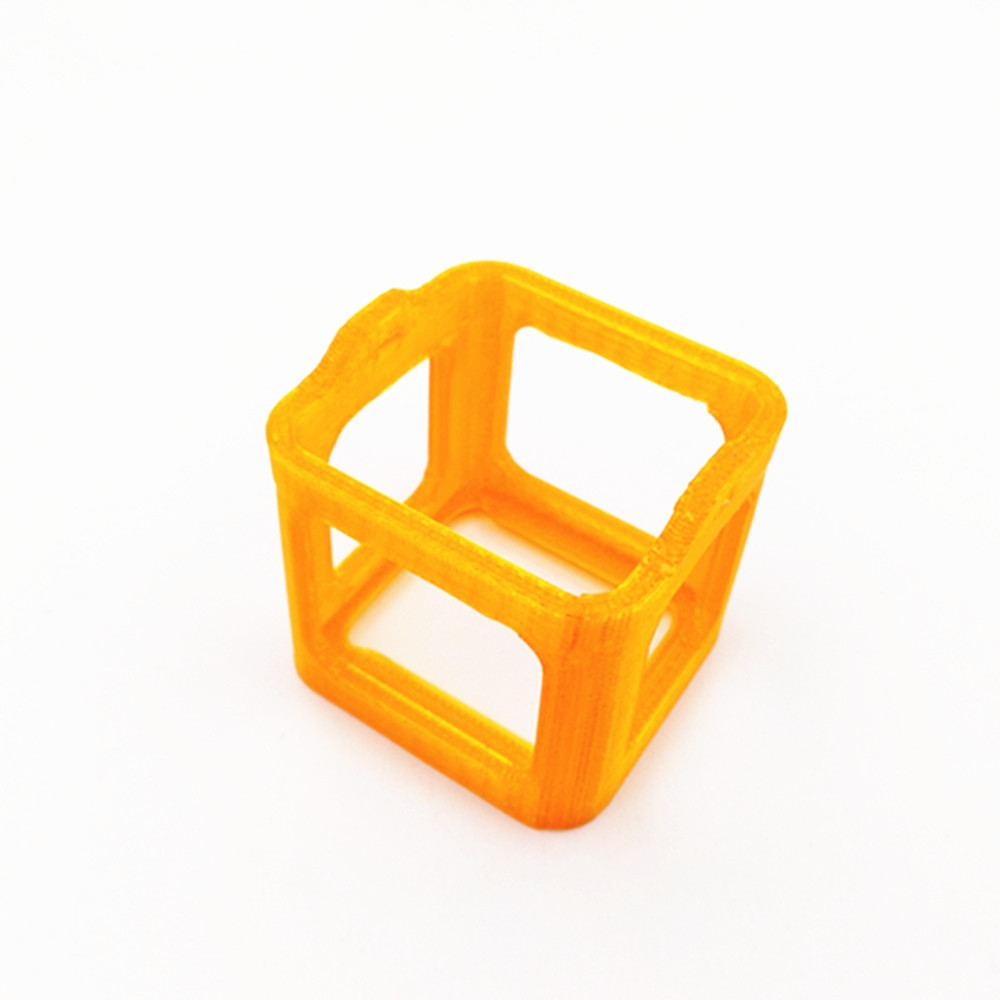 Runcam 3S Camera Protective Case Mount TPU Orange for FPV Racing RC Drone