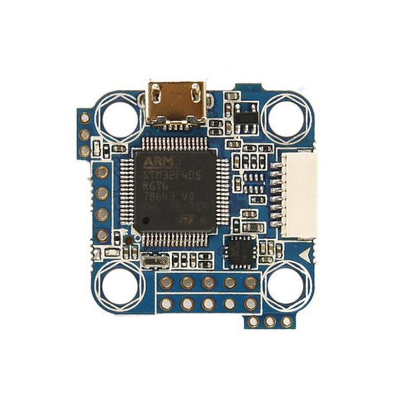 iFlight Revobee32 F4 32K STM32F405 Acro 6 DOF / Deluxe 10 DOF Flight Controller for RC Drone