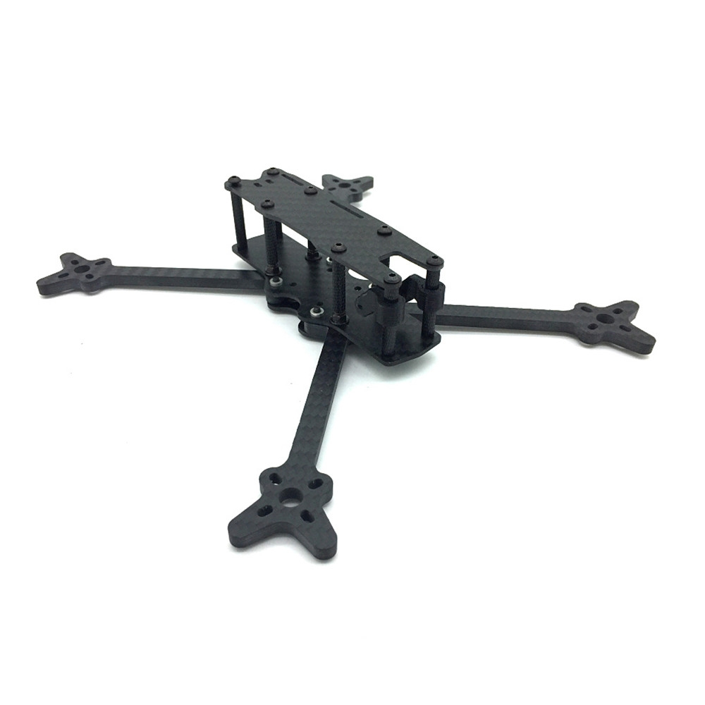 Mole 5 230mm Wheelbase 5mm Arm 3K Carbon Fiber 5 Inch Frame Kit for RC Drone FPV Racing