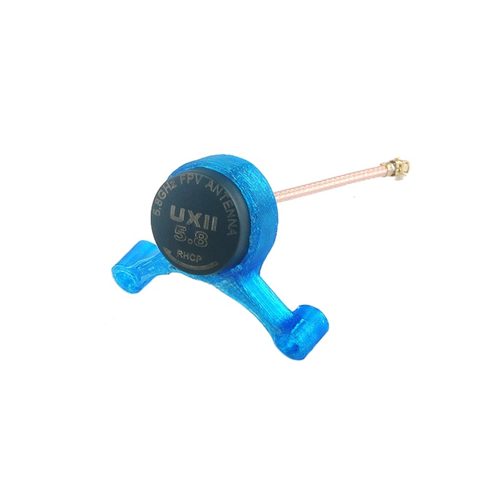URUAV 3D Printed TPU Fixing Mount Seat For Realacc UXII FPV Antenna U.FL and MMCX Plug Compatible