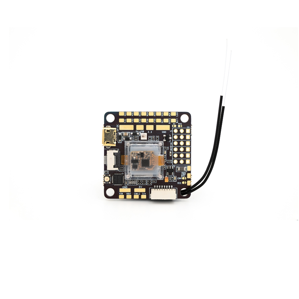 Frsky RXSR-FC OMNINXT F7 Flight Controller with RXSR Receiver MPU6000 ICM20608 OSD for RC Drone