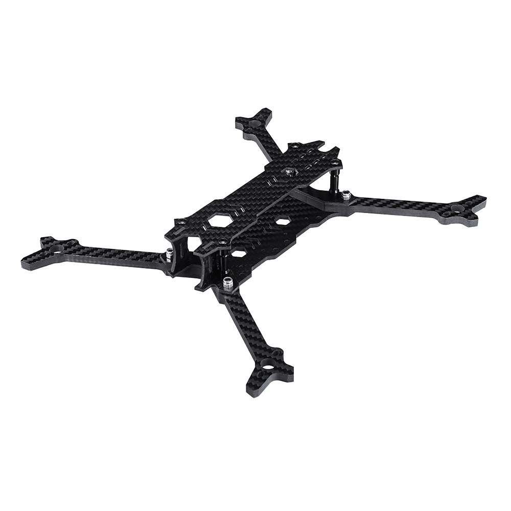 URUAV Beast 235mm FPV Racing Frame Kit 5mm Arm Carbon Fiber Support RunCam Micro Swift Cam