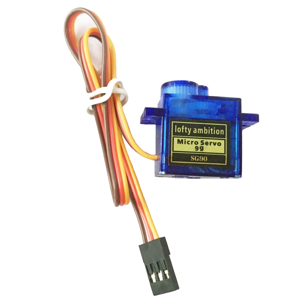 2PCS Lofty Ambition SG90 9g Mini Micro Servo for RC 250 450 Helicopter Airplane