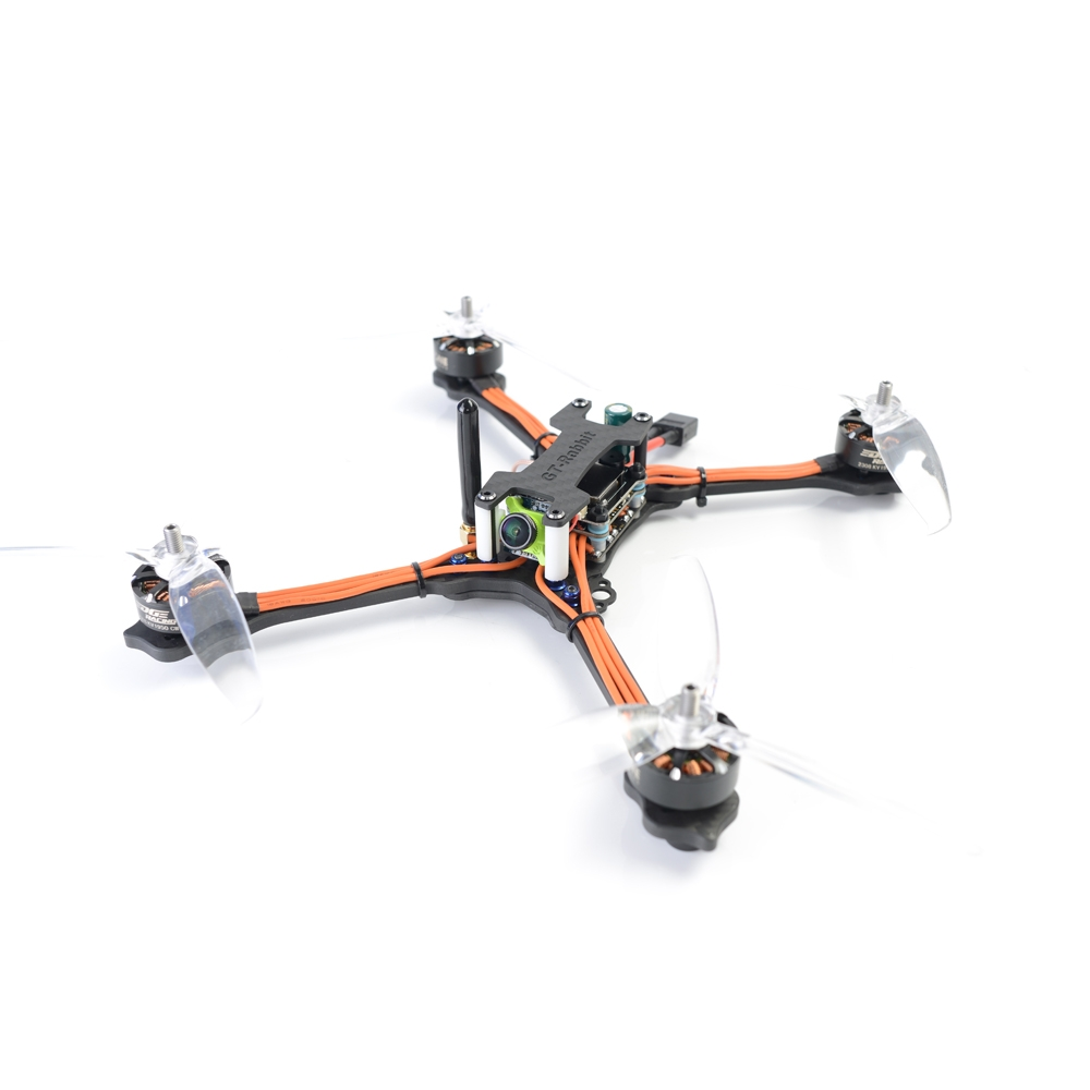 Diatone 2018 GT R630 250mm Stretch & Normal X Integrated Arm Version RC Drone PNP F4 OSD TBS 800mW
