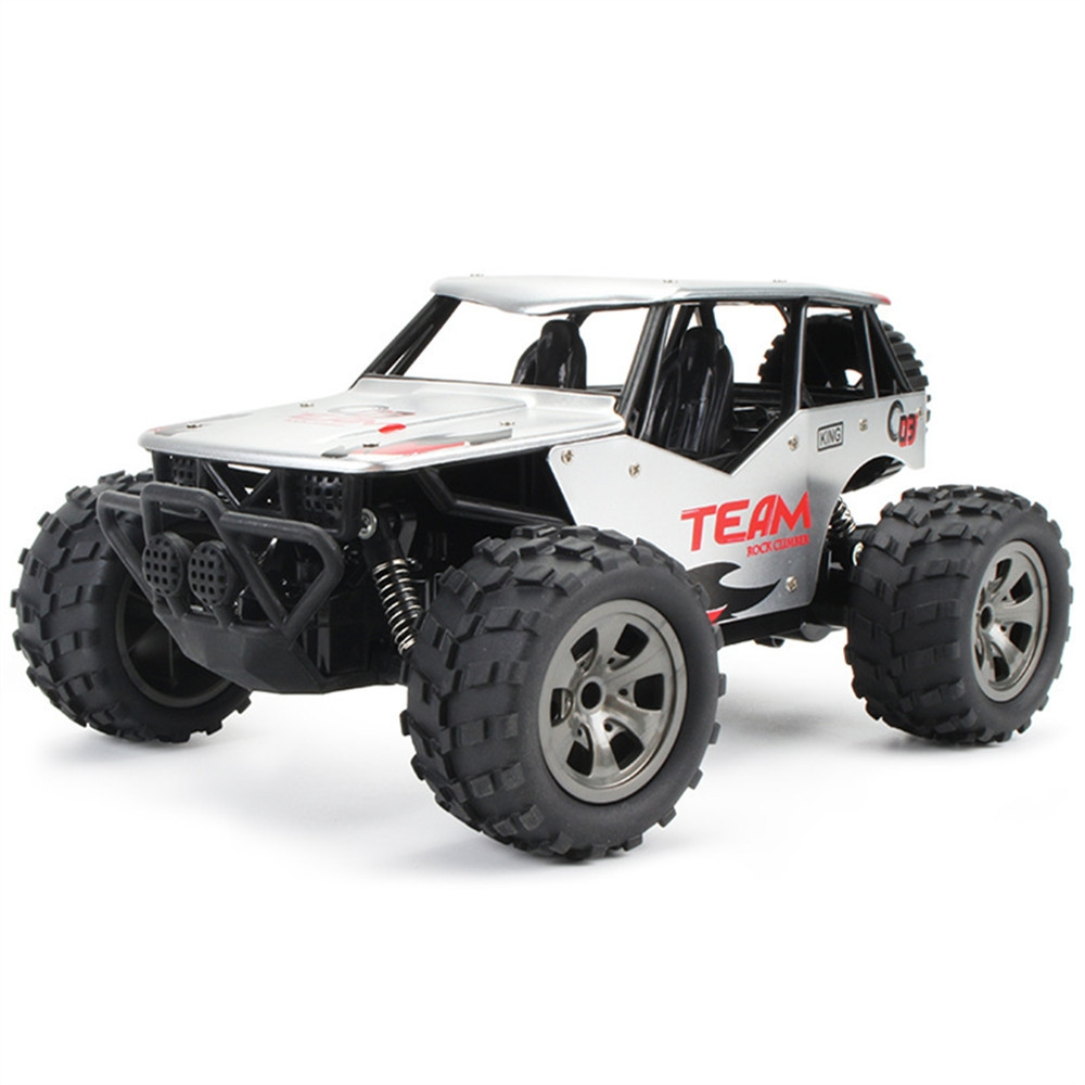 KYAMRC 1888A 1/18 2.4G 20km/h RWD Rc Car Desert Monster Off-road Turck RTR Toy