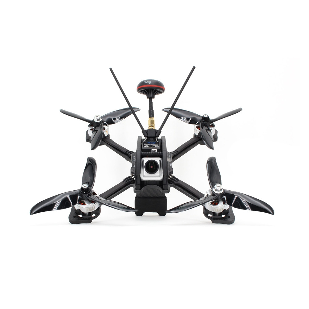 DTS GT200 200mm RC FPV Freestyle Racing Drone PNP Omnibus F4 SD 30A 4in1 BLHeli-S Runcam Eagle 2 Pro