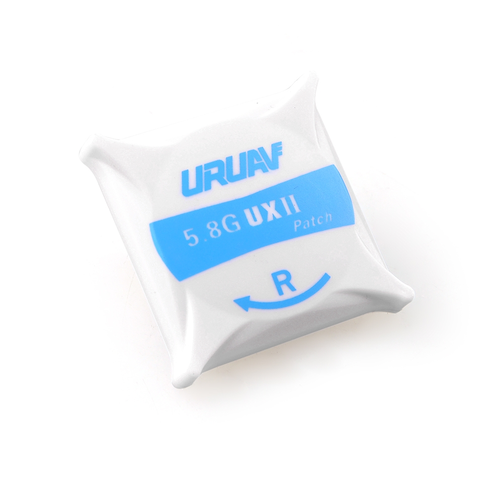 URUAV UXII 5.8GHz 220Mhz 8.4dBi Gain 76 Degree RHCP FPV Patch Antenna With SMA/RP-SMA Connector