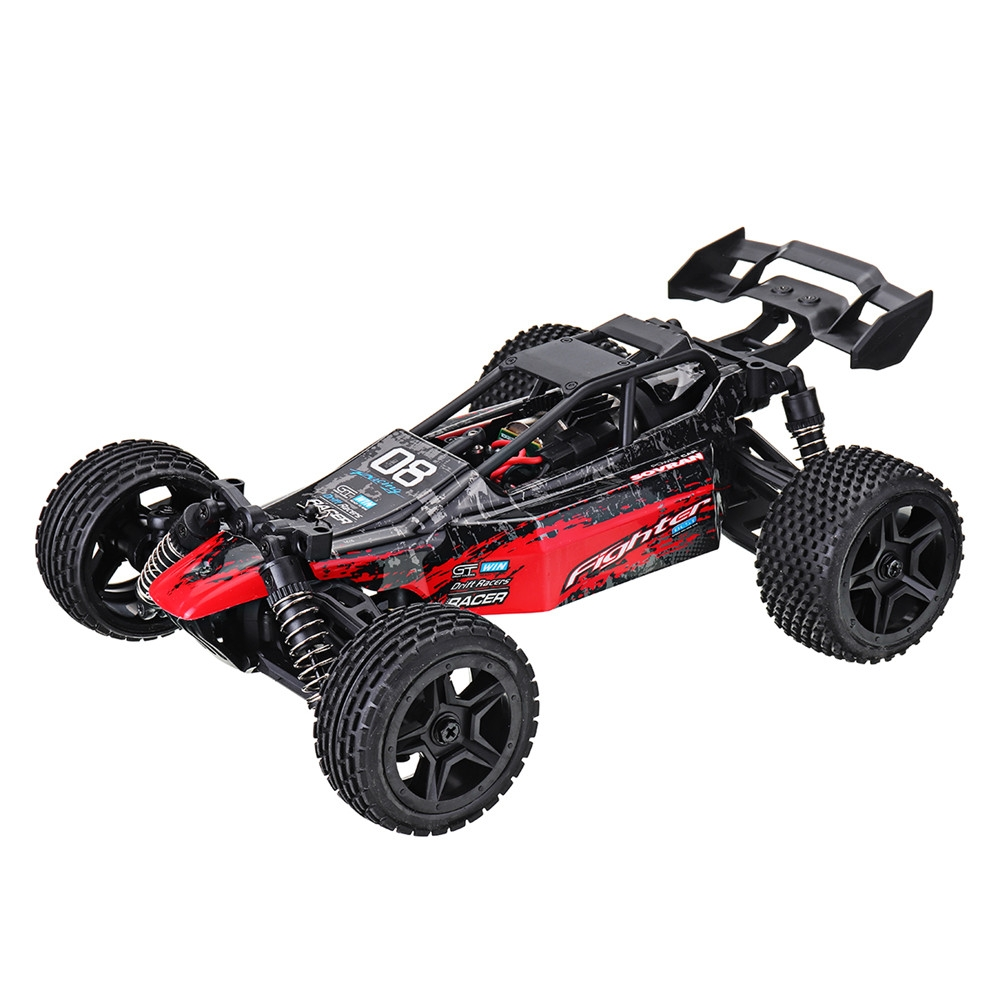 San He G171 1/16 2.4G 4WD 36km/h Rc Car Desert Buggy Off-road Truck RTR Toy
