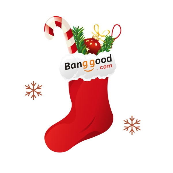 Banggood RC Airplane Christmas Lucky Stocking