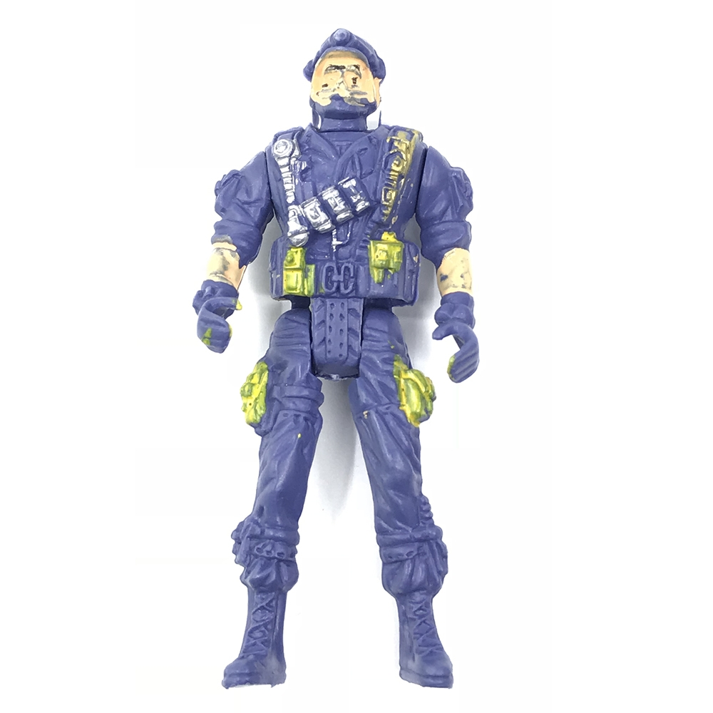 1Pc WPL B1 B16 B36 C14 C24 Simulate Action Figure Soldier Doll 9cm Random Delivery RC Car Parts