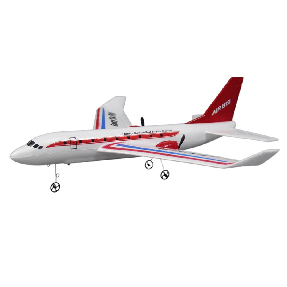 Fly Bear FX-819 2.4G 2CH 410mm Wingspan EPP DIY RC Glider Airplane RTF