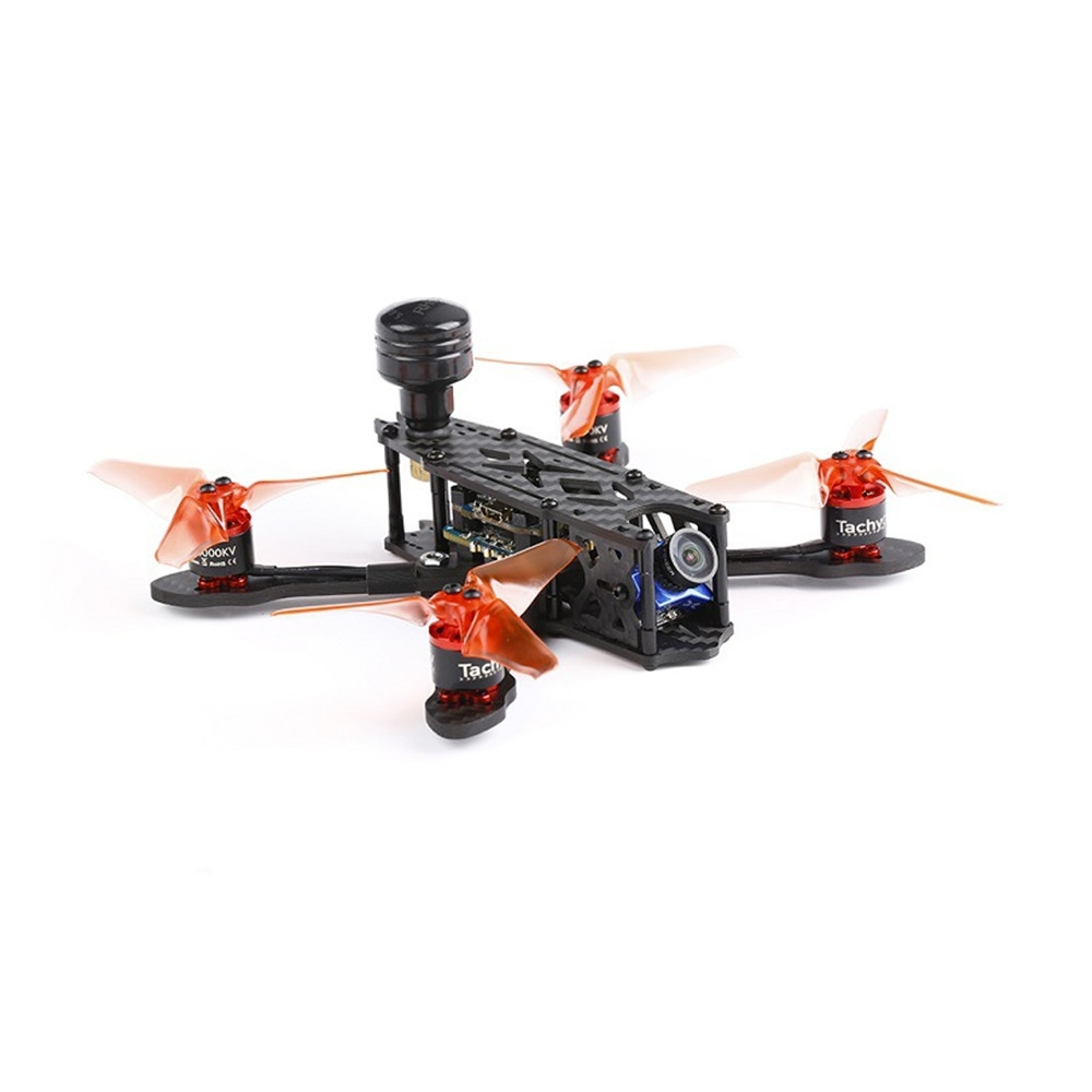 IFlight R1 XF3 V2 135mm Wheelbase 3mm Arm Thickness 3K Carbon Fiber Frame Kit for RC Drone FPV Racing
