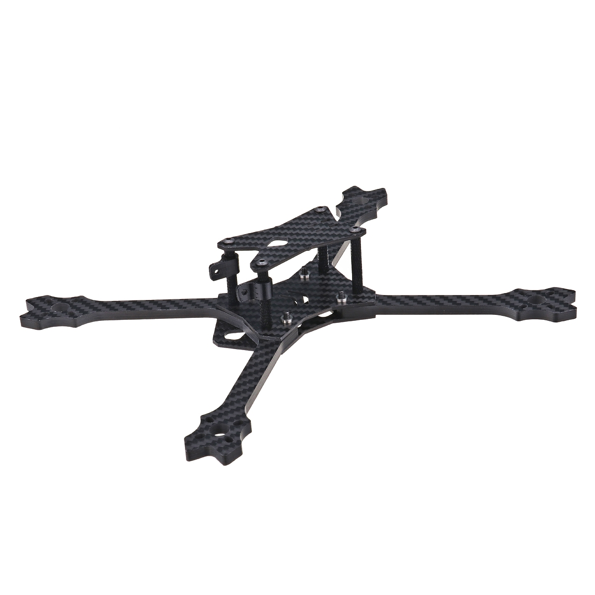 URUAV UF5 5 Inch 220mm Carbon Fiber FPV Racing Frame Kit 5mm Arm Plate for RC Drone