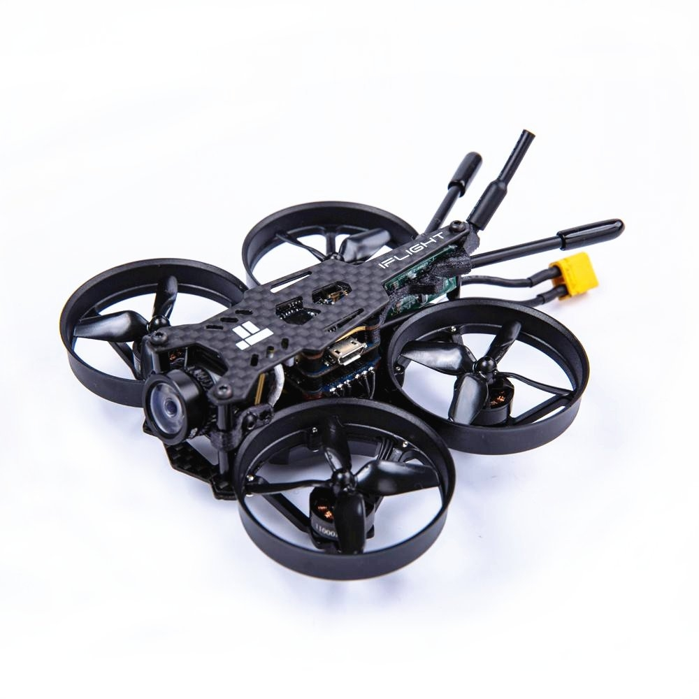 iFlight CineBee 75HD Black Version 2-3S Whoop RC FPV Racing Drone W/ SucceX mirco F4 12A 200mW Turtle V2 HD