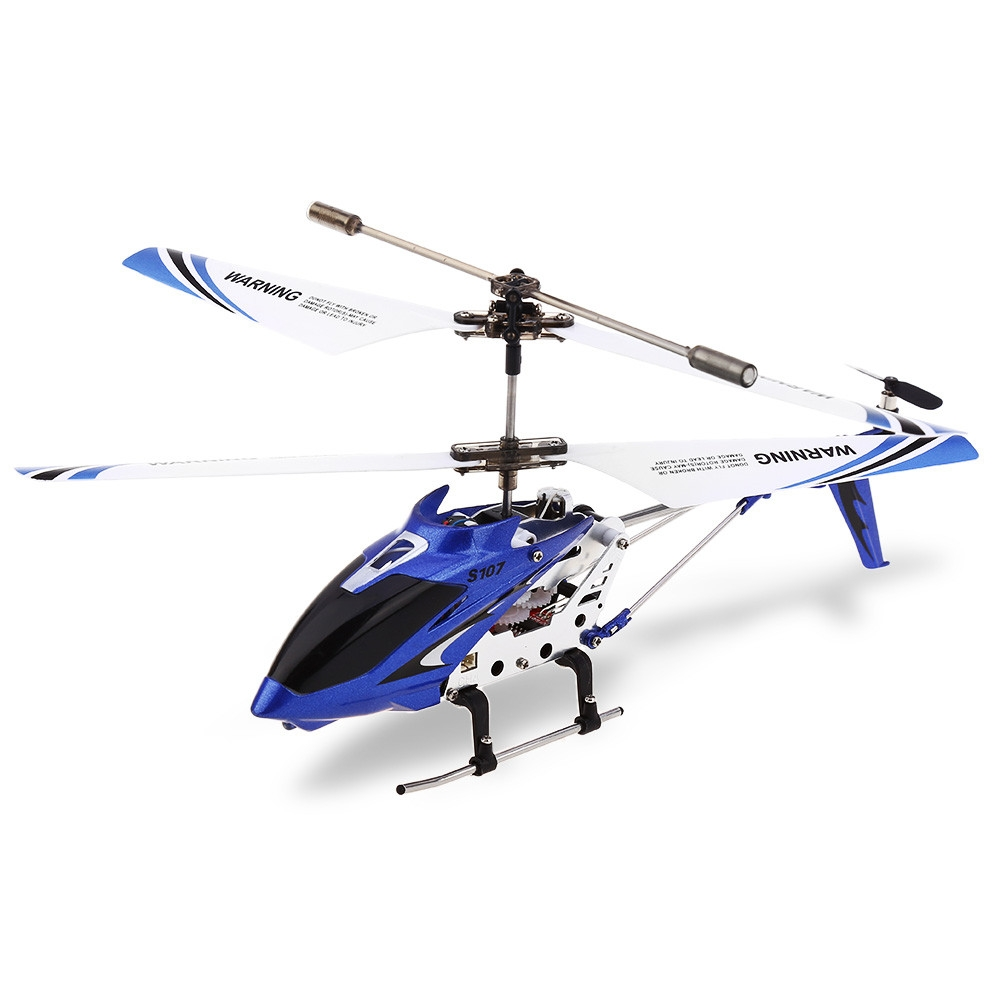 SYMA S107G 3CH Infrared Mini RC Helicopter With Gyro RTF