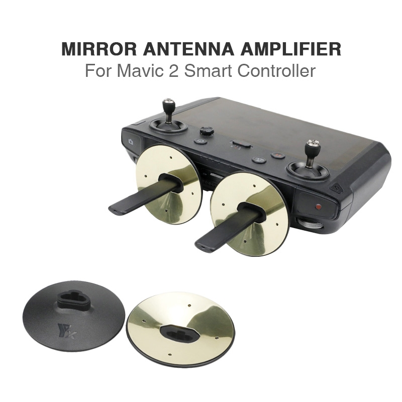 Signal Booster Antenna Signal Range Extender for DJI Mavic 2 Smart Remote Controller