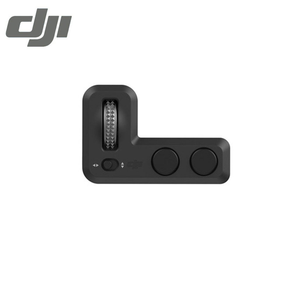 DJI Osmo Pocket Controller Wheel Wireless Module for Precise Gimbal Control and Quick Change Between Gimbal Modes
