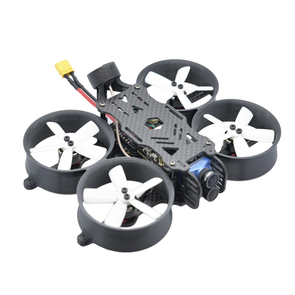 FullSpeed 4K TurboWhoop FSD428 F411 100mm 1200TVL 4K PNP BNF FPV Racing RC Drone