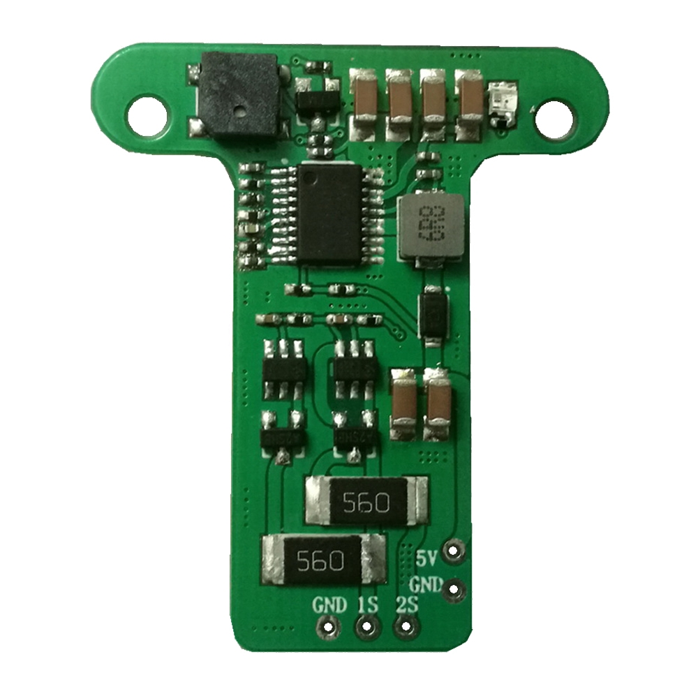 URUAV TM-Charger Board 5V 10W Built-in Charger Module for FrSky X9 Lite X9 Lite Pro Radio Transmitter