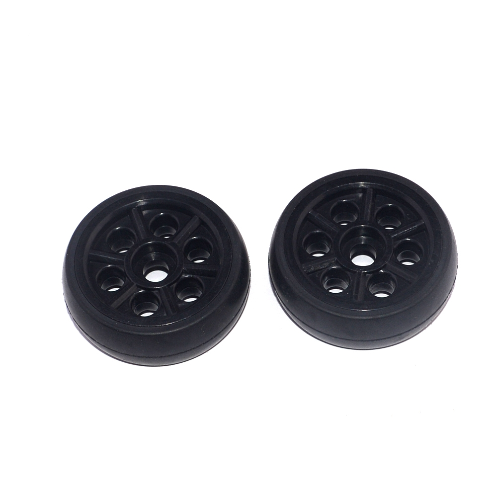 2PCS ZD Racing 7385 Head Wheel for 9104 9105 9106S 10427S 1/10 Monster Truck RC Car Parts